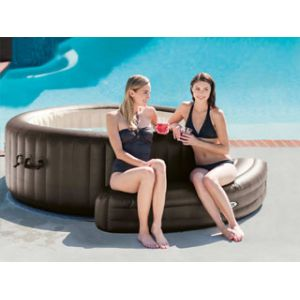 Intex Entourage spa gonflable PURESPA JETS rond