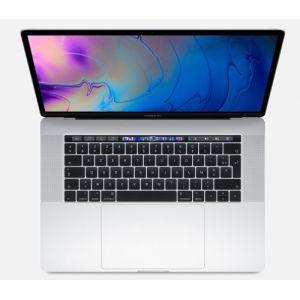 """Apple Pro 15.4"""" Touch Bar 512 Go SSD 16 Go RAM Intel Core i9 8 coeurs à 2,3 GHz Argent (MV932FN/A)"""