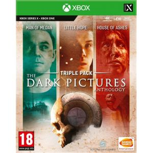 The Dark Pictures Anthology - Triple Pack (Xbox Series X) [Xbox Series X|S]