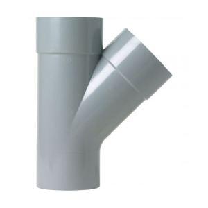 GIRPI 190225 - Culotte à 45° Mâle / Femelle Diamètre 100 mm