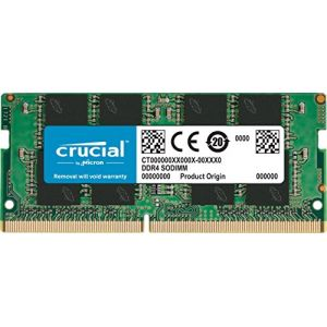 Crucial SO-DIMM DDR4 8 Go 2400 MHz CL17 DR X8 - CT8G4SFD824A