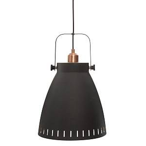 Atmosphera Suspension Bostic Gris foncé