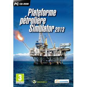 Plateforme Pétrolière Simulator 2013 [PC]
