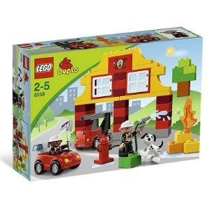 Lego 6138 - Briques : Ma première caserne de pompiers