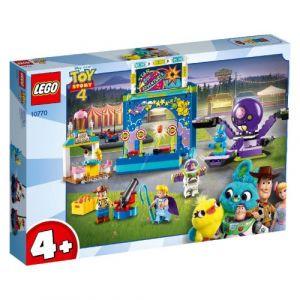 Lego Toy Story 4 Le carnaval en folie de Buzz et Woody ! Juniors 10770