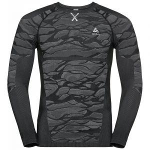 Odlo Blackcomb Ls Black Grey