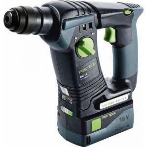 Festool BHC 18 Li 5,2-Plus - 2 batteries 5.2Ah, chargeur, coffret - 574720