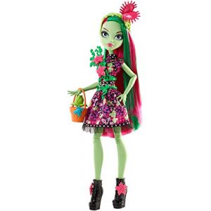 Mattel Monster High Venus Mcflytrap Party Ghouls