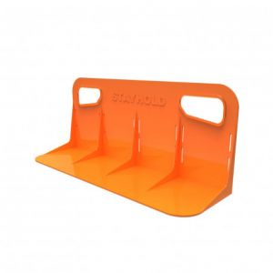 Stayhold Organiseur de coffre Classic Orange