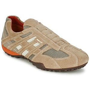 Geox Baskets basses SNAKE L Beige - Taille 40,41,42,43,44,45,46