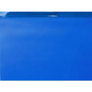 gre fpr358 liner 40 100 pour piscine ronde hors sol 350 x 132 cm avec rail d 39 accroche. Black Bedroom Furniture Sets. Home Design Ideas