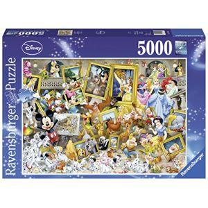 Ravensburger Puzzle Mickey l'artiste (5000 pièces)