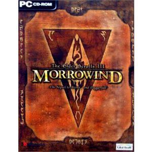 The Elder Scrolls III : Morrowind [PC]