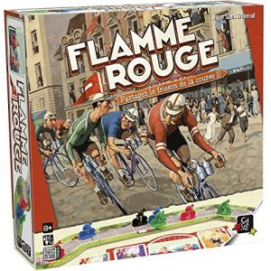 Lautapelit Flamme Rouge