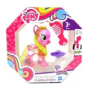 Hasbro My Little Pony Poney à paillettes magiques