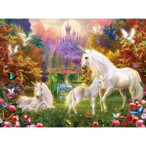 Sunsout Jan Patrik Krasny - Castle Unicorns