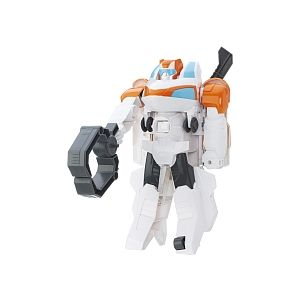 Hasbro Figurine 25 cm - Transformers Rescue Bots - Blades l'Hélico-Grue