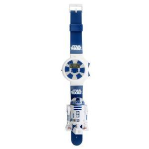 STAR47 - Montre mixte R2-D2 Star Wars contrôlée par infrarouge