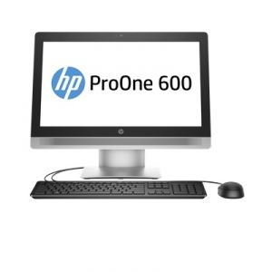 """HP V1F01EA - Tout-en-un 21.5"""" ProOne 600 G2 avec Core  i3-6100 3.7 GHz"""