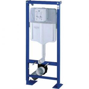 Grohe Bâti support avec réservoir universel Rapid SL (pour mur porteur ou cloison légère)