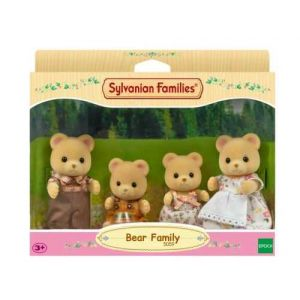 Epoch 5059 - Famille ours Sylvanian Family