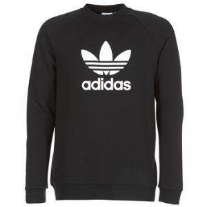 Adidas Trefoil Warm-Up Sweatshirt black