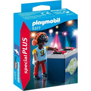 Playmobil 5377 Special Plus - DJ Z