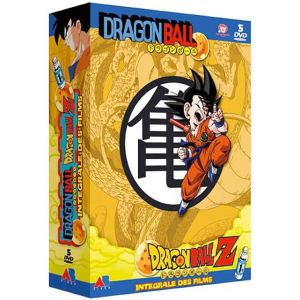 Coffret Dragon Ball + Dragon Ball Z - 5 DVD