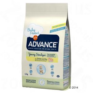 Affinity Advance Young Sterilized Chicken pour chaton - 1,5 kg