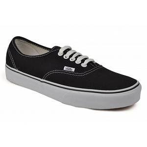 Vans Authentic chaussures noir blanc 40,0 EU