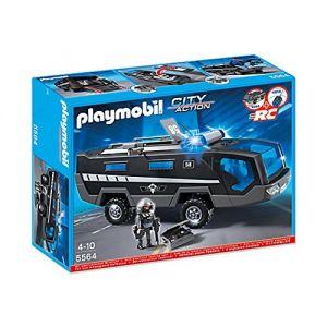 Playmobil 5564 City Action - Véhicule d'intervention des forces spéciales