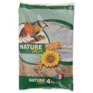 Mélange de graines Nature Mix - Le sac de 4 kg
