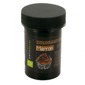 Patisdécor Colorant gel marron