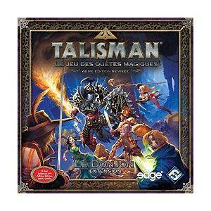 Fantasy Flight Games Talisman : extension du jeu Le Donjon