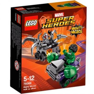 Lego 76066 - Super Heroes Marvel Mighty Micros: Hulk vs. Ultron