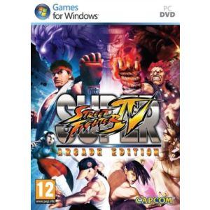 Super Street Fighter IV : Arcade Edition [PC]