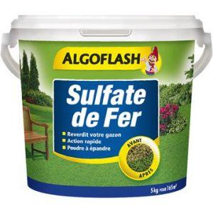 Algoflash Sulfate de fer 5 kg