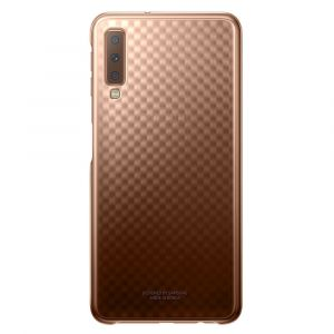 Samsung Gradation Clear Cover Or Galaxy A7 2018