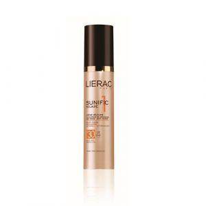 Lierac Sunific 1 Solaire - Crème velours anti-âge SPF30
