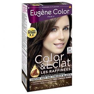 Eugène Color Color & Eclat Les raffinées 34 châtain noisette