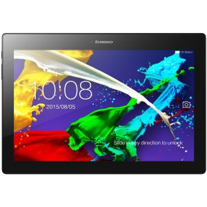 Lenovo Tab 2 A10%u201370 F 25,6 cm (10,1 pouces IPS) Tablet (mediatek mt8165 QC, 1,5 GHz, 2 Go de RAM, 32 Go eMMC, Android 4.4)