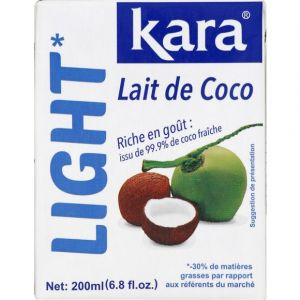 Kara Lait de coco light