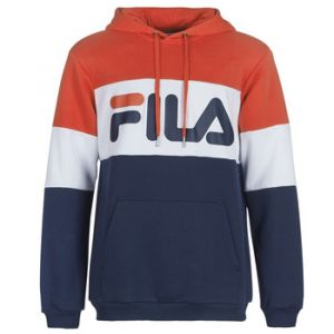 FILA Sweat-shirt NIGHT BLOCKED HOODY bleu - Taille M