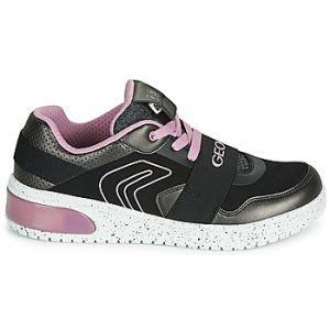 Geox Chaussures enfant J XLED GIRL Noir - Taille 36,37,38,39