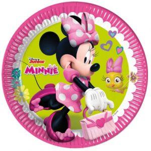 Procos 8 assiettes Minnie