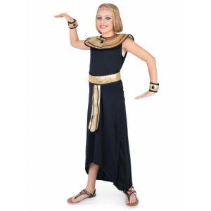 Déguisement Egyptienne reine du nil fille 4-6 ans (115-128cm)
