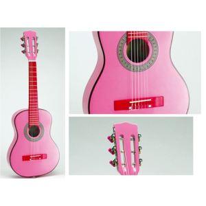 Bontempi Guitare en bois  75 cm