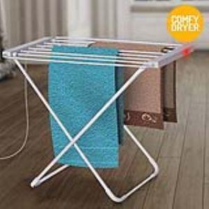 Etendoir séchoir électrique à linge