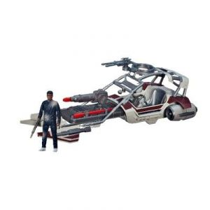 Hasbro Finn et Desert Landspeeder - Véhicule Star Wars avec figurine Episode VII