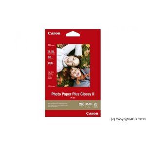 Canon 2311B003 - 50 feuilles de papier photo Paper Plus II 260g/m² (10 x 15 cm)